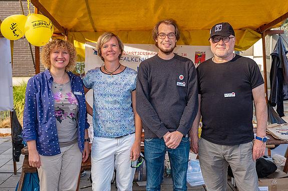 Das QM-Team. Bild: Ralf Salecker