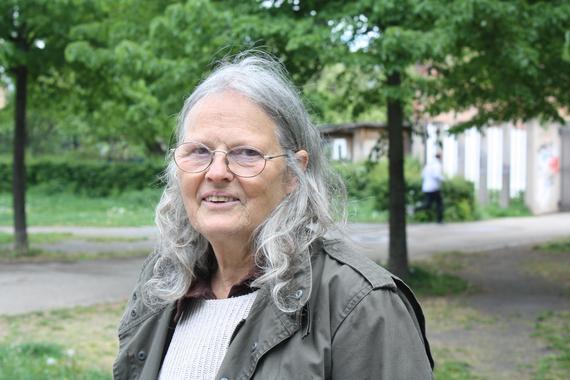 Kiezkennerin und Stadtführerin Susanne Torka. Bild: Gerald Backhaus