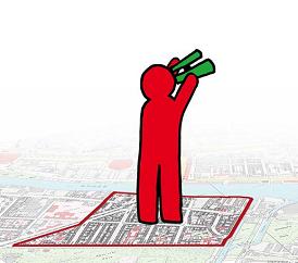 Bild: Planergemeinschaft für Stadt und Raum eG, Geoportal Berlin K5 2014