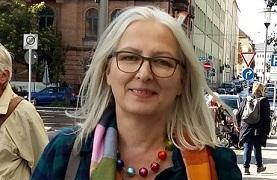 Quartiersmanagerin Cornelia Dittmar, Bild: B. Stenner.