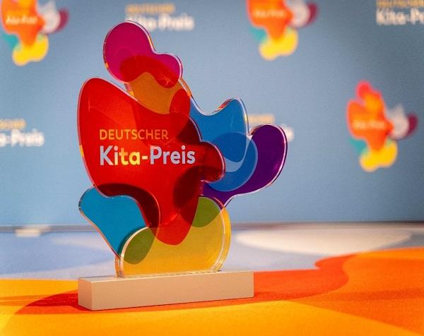 Der Deutsche Kita-Preis wird 2022 zum fünften Mal vergeben. Foto: ©DKJS/ F. Schmitt und A. Wendler