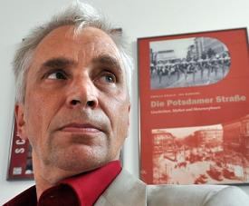 Michael Klinnert. Foto: Archiv Stadtteilverein Tiergarten e.V.