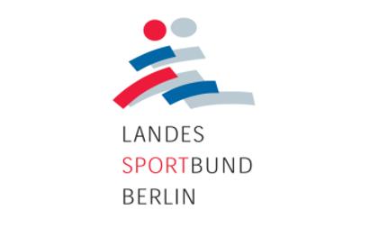 Der Landessportbund Berlin fördert Vereine in den Quartieren der Sozialen Stadt. Logo: LSB Berlin