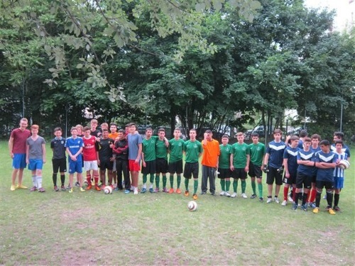 Das Interkulturelle Fußballturnier 2013. Archivbild: QM Tiergarten-Süd