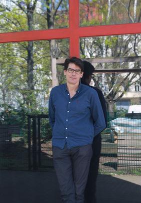 Der Regisseur und Mitbegründer des Interkulturellen Theaterzentrums Rolf Kemnitzer.  Bild: Stephanie Piehl